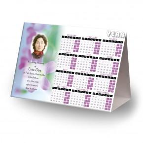 Effloresce Calendar Tent