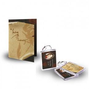 Paper Rose Standard Package