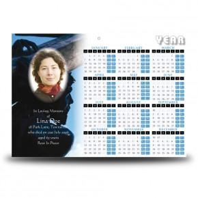 Calvary Calendar Single Page