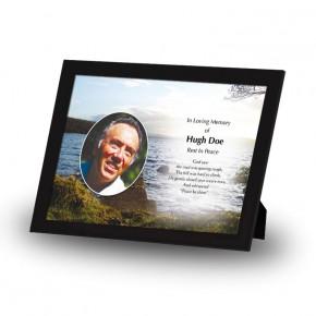 Lough Erne Shore Co Fermanagh Framed Memory