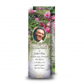A Gardeners Paradise Bookmarker