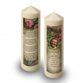 A Gardeners Paradise Candle
