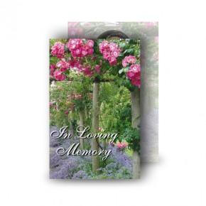 A Gardeners Paradise Wallet Card