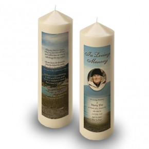 The Rockies Canada Candle