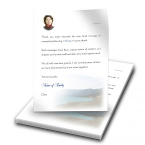 The Rockies Canada Thank You Letter