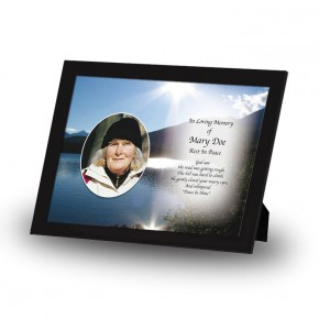 Andes Mountains South America Framed Memory