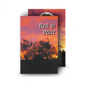 Red Sky At Night Co Meath Wallet Card