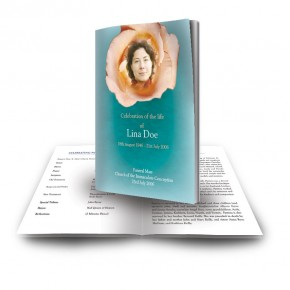 Epitaph Rose Funeral Book