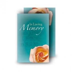 Epitaph Rose Wallet Card