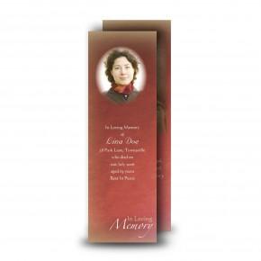 Image of Jesus Christ Bookmarker