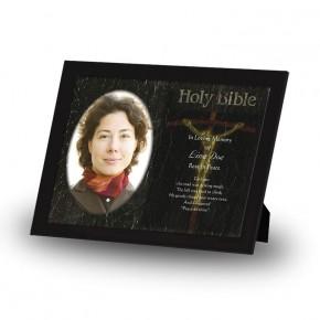 Holy Bible Framed Memory