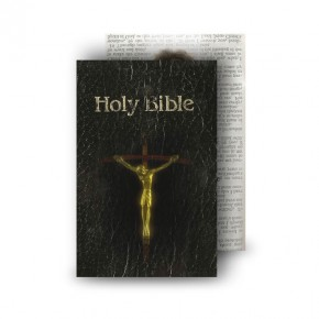 Holy Bible Wallet Card