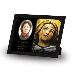 Virgin Mary Framed Memory
