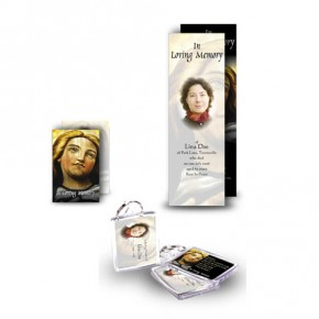 Virgin Mary Pocket Package