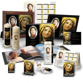 Virgin Mary Custom Package