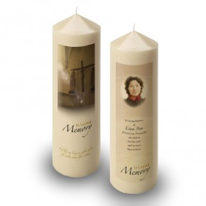 A Place of Peace Candle