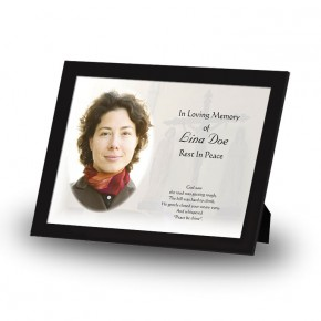 A Place of Peace Framed Memory