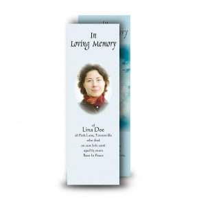 Our Lady Bookmarker