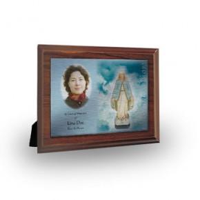 Our Lady Plaque