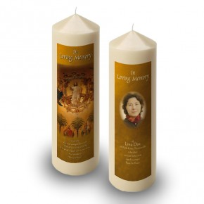 Our Father Candle