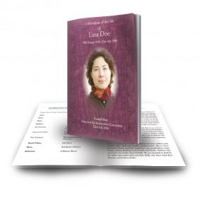 St Brigid Funeral Book