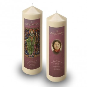 St Brigid Candle