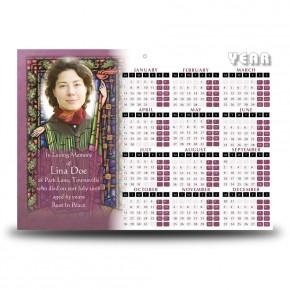 St Brigid Calendar Single Page