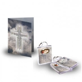 Cross Amid Clouds Standard Package