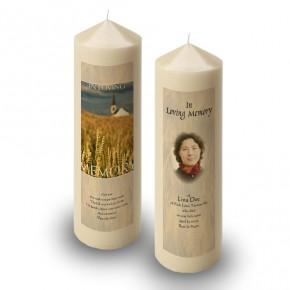 Montana USA Candle