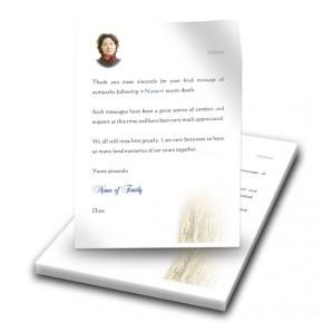 Montana USA Thank You Letter