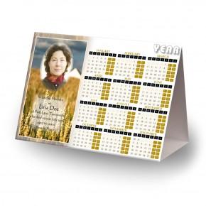 Montana USA Calendar Tent