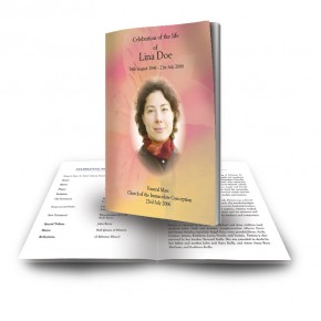 St Gabriel Funeral Book