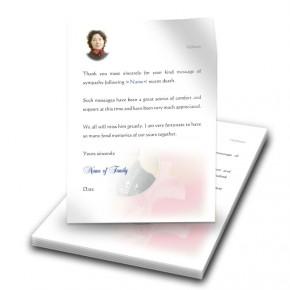 St Gabriel Thank You Letter