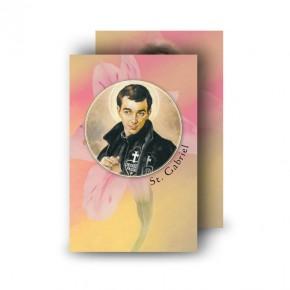 St Gabriel Wallet Card