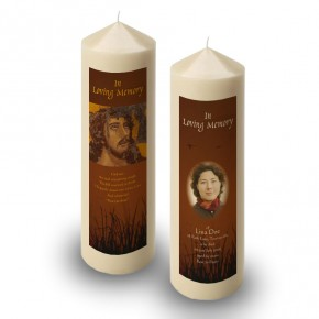 Crown of Thorns Candle