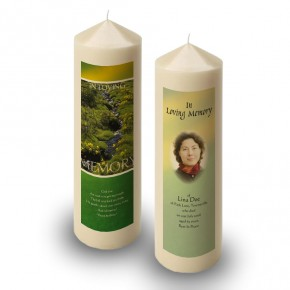 Stream Co Laois Candle