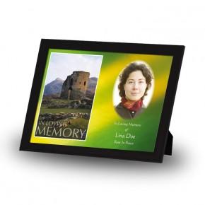 Castle West of Ireland Framed Memory