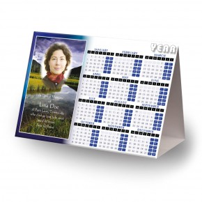 Reflections Co Offaly Calendar Tent