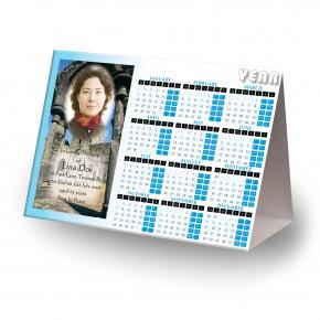 Archway Calendar Tent
