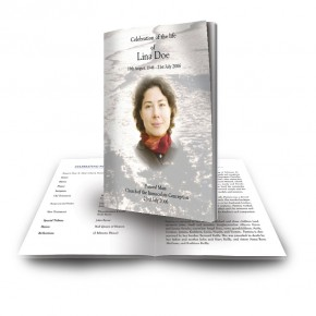 Silver Reflection Co Antrim Funeral Book