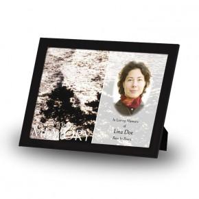 Silver Reflection Co Antrim Framed Memory