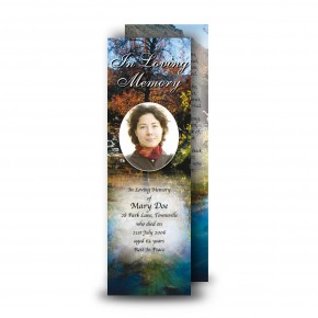 Colourful Tree Co Tyrone Bookmarker
