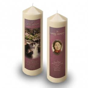 Cataract Co Wicklow Candle