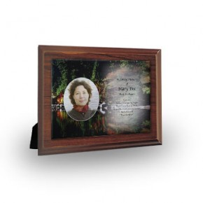 Tranquility Plaque