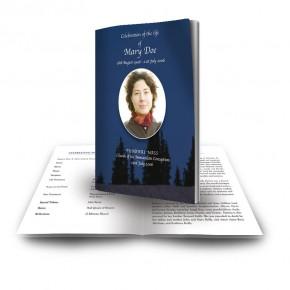Full Moon Funeral Book