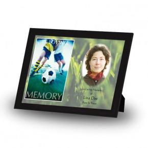 Football Framed Memory