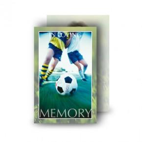Football Wallet Card