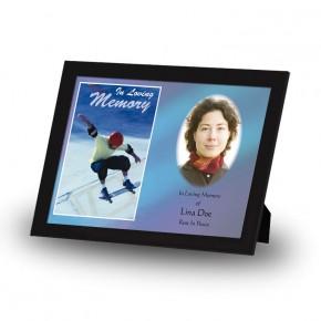 Skating Framed Memory