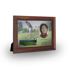 Golf Green Plaque