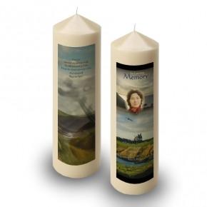 Mullaghmore Co Sligo Candle